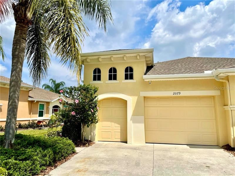 2079 SIFIELD GREENS WAY #106, Sun City Center, FL 33573 - #: T3301474