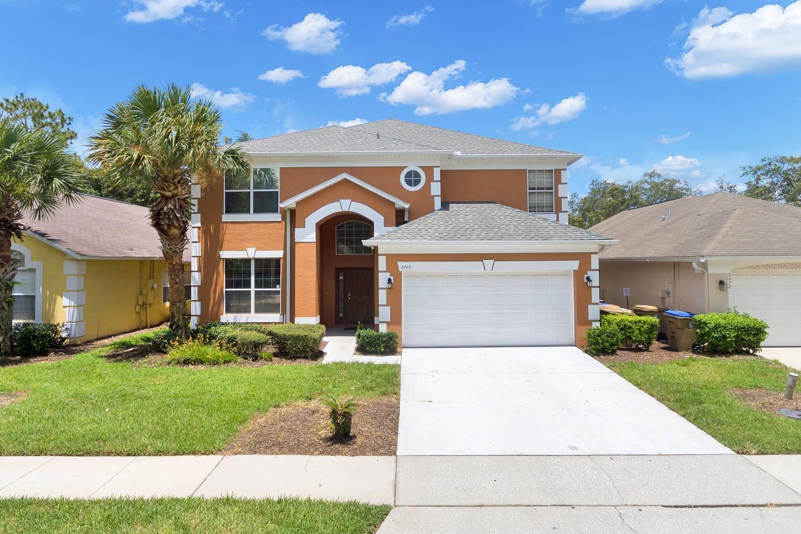 8468 SECRET KEY COVE, Kissimmee, FL 34747 - MLS#: O5958475
