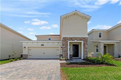 Photo of 8736 PACIFIC DUNES DRIVE, CHAMPIONS GT, FL 33896 (MLS # T3236476)