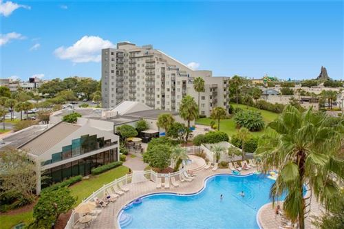 Photo of 6165 CARRIER DRIVE #1514, ORLANDO, FL 32819 (MLS # O5881477)