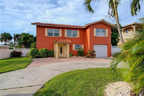 Photo of 112 16TH STREET, BELLEAIR BEACH, FL 33786 (MLS # U8099477)