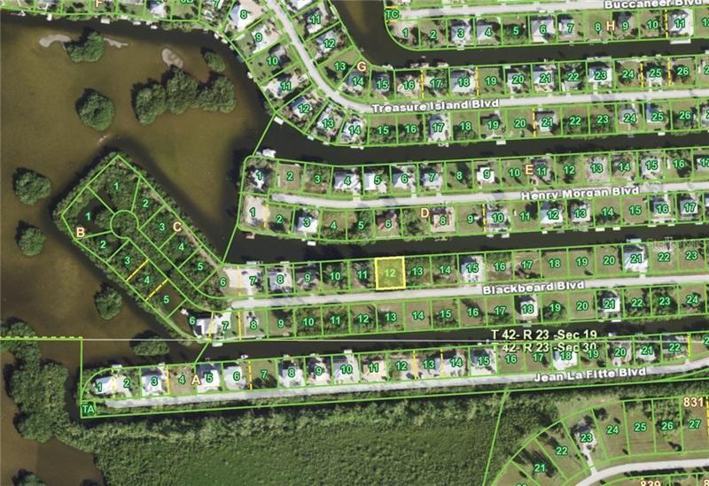 Photo of 24210 BLACKBEARD BOULEVARD, PUNTA GORDA, FL 33955 (MLS # C7439477)
