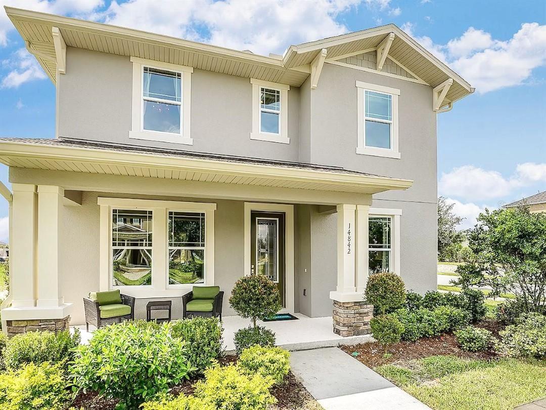 14842 PORTER ROAD, Winter Garden, FL 34787 - #: O5968477