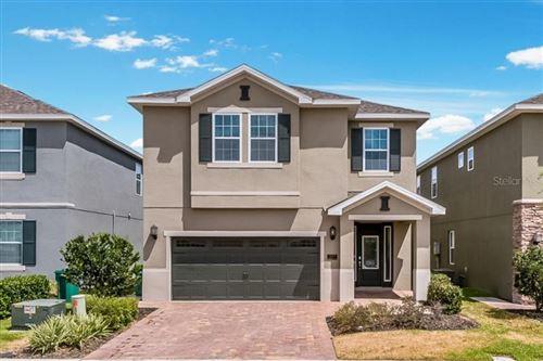 Photo of 7617 BROOKHURST LANE, KISSIMMEE, FL 34747 (MLS # S4852478)