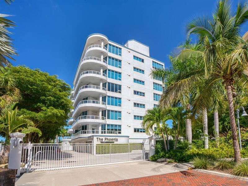 Photo of 136 GOLDEN GATE POINT #101, SARASOTA, FL 34236 (MLS # A4480478)