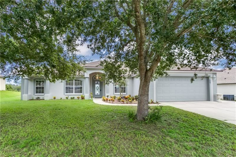Photo for 206 MAGELLAN CIRCLE, MINNEOLA, FL 34715 (MLS # G5019478)