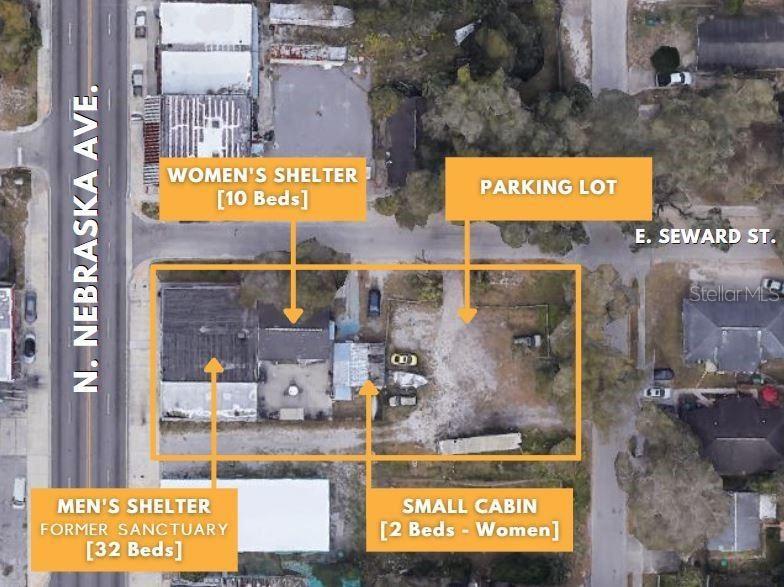 8531 N NEBRASKA AVENUE, Tampa, FL 33604 - MLS#: T3185478