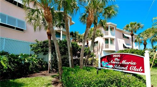 Photo of 2600 GULF DRIVE N #46, BRADENTON BEACH, FL 34217 (MLS # A4477479)