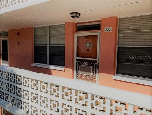 Photo of 4880 LOCUST STREET NE #225, ST PETERSBURG, FL 33703 (MLS # U8119479)