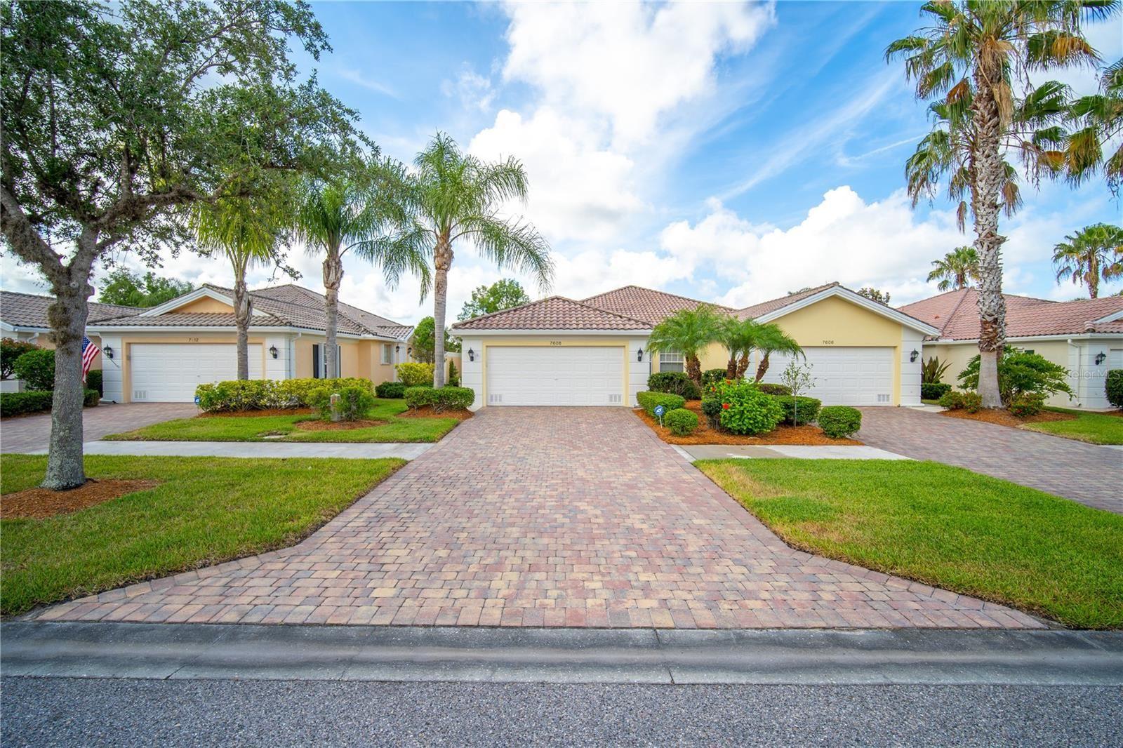 7608 CAMMINARE DRIVE, Sarasota, FL 34238 - #: A4503480