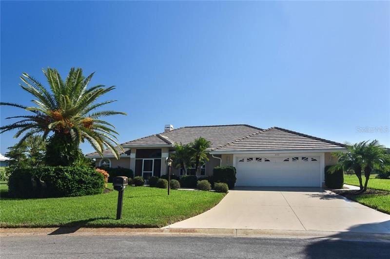 Photo of 343 OAKWOOD CIRCLE, ENGLEWOOD, FL 34223 (MLS # N6113480)
