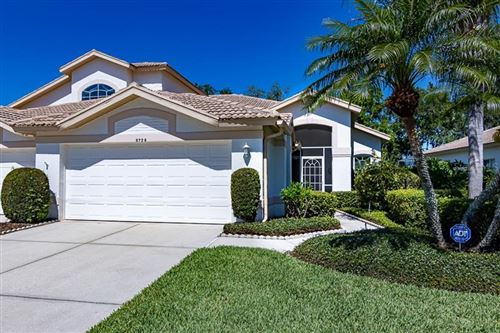 Photo of 8728 PEBBLE CREEK LANE, SARASOTA, FL 34238 (MLS # A4464481)