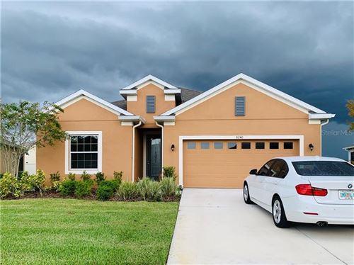 Photo of 8240 OLIVE BROOK DRIVE, WESLEY CHAPEL, FL 33545 (MLS # T3259481)