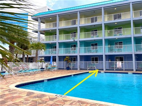 Photo of 445 S GULFVIEW BOULEVARD #113, CLEARWATER, FL 33767 (MLS # W7824481)