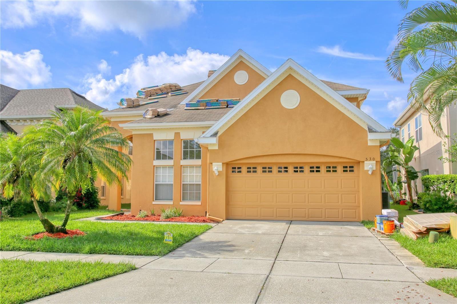 530 FERN LAKE DRIVE, Orlando, FL 32825 - #: O5973481