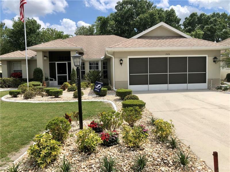 1616 BROOKTON GREEN DRIVE, Sun City Center, FL 33573 - #: T3300481