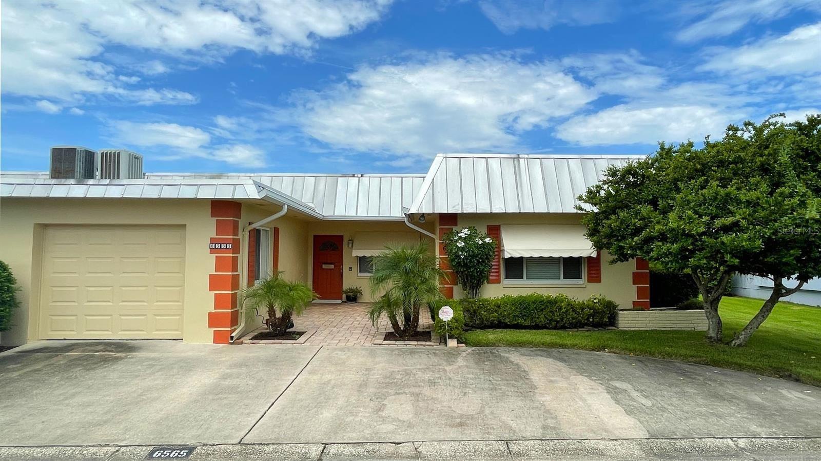 6565 GREEN VALLEY DRIVE #3, Seminole, FL 33777 - #: U8130481