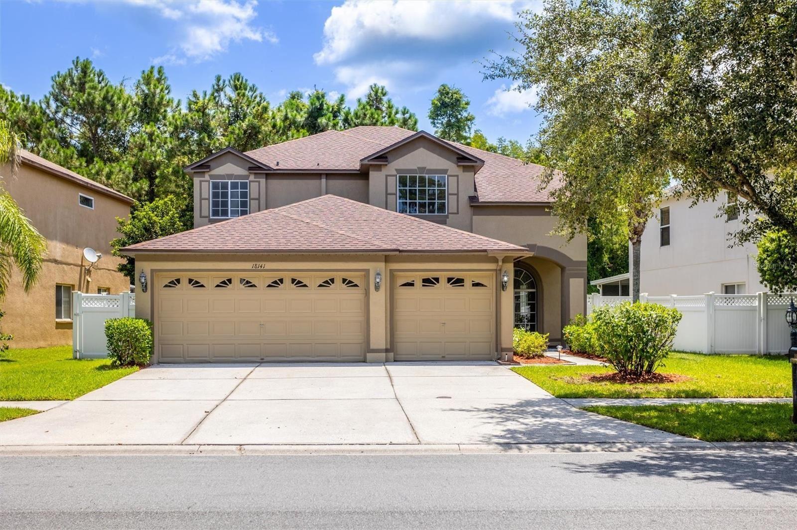 18141 SANDY POINTE DRIVE, Tampa, FL 33647 - MLS#: U8131481