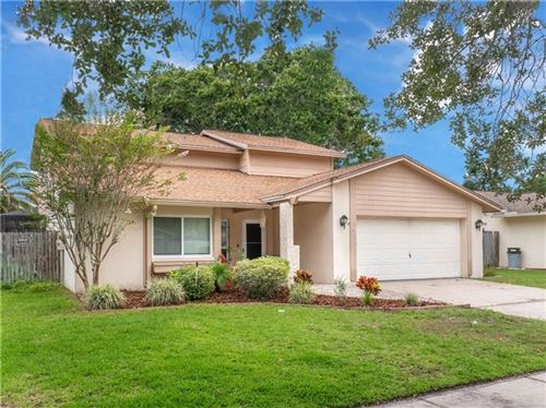 Photo of 15708 COUNTRY LAKE DRIVE, TAMPA, FL 33624 (MLS # T3246483)