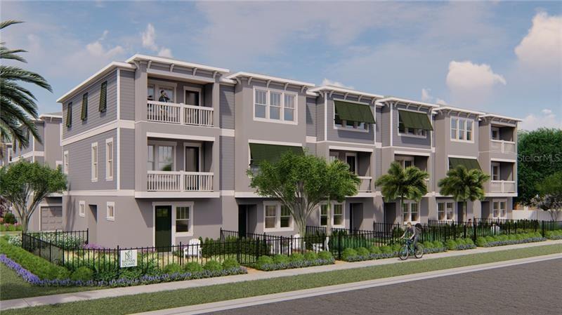 2602 W CLEVELAND STREET #3, Tampa, FL 33606 - MLS#: T3242483