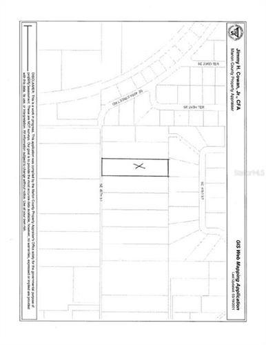 Photo of SE 45 STREET, OCALA, FL 34480 (MLS # OM617484)