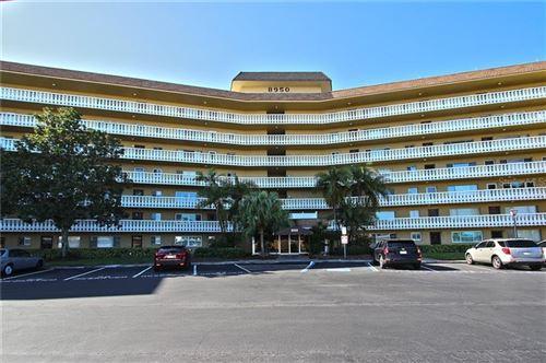 Photo of 8950 PARK BOULEVARD #703, SEMINOLE, FL 33777 (MLS # U8105484)