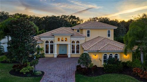 Photo of 3778 EAGLE HAMMOCK DRIVE, SARASOTA, FL 34240 (MLS # A4460485)