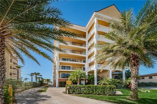 Photo of 17000 GULF BOULEVARD #3B, NORTH REDINGTON BEACH, FL 33708 (MLS # U8070485)