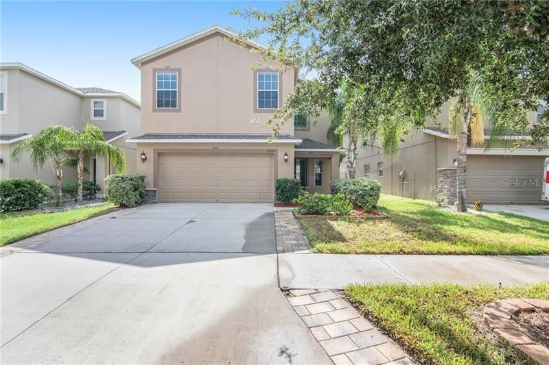 10522 WHITE PEACOCK PLACE, Riverview, FL 33578 - #: O5876485