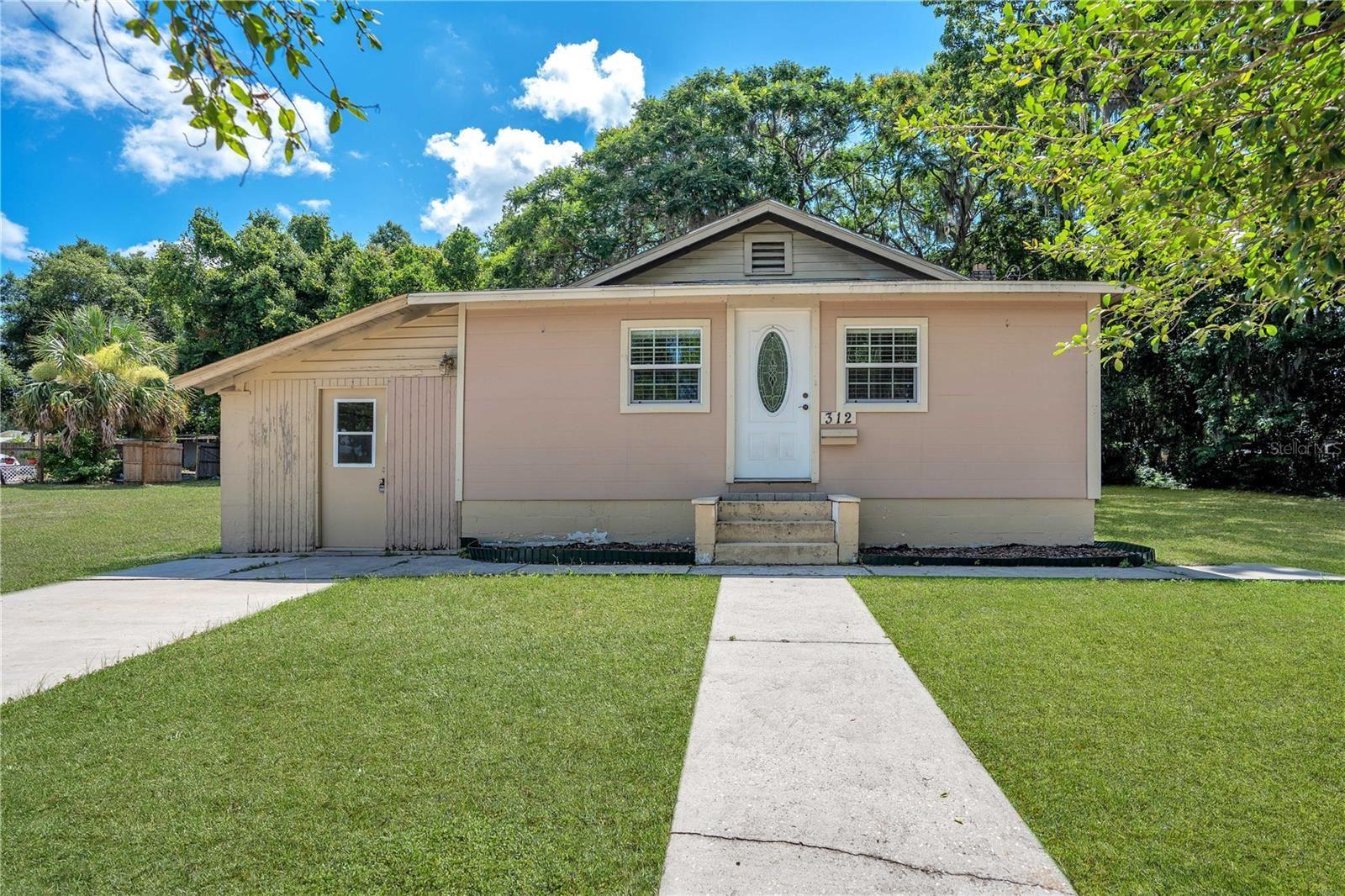 312 S CLAYTON STREET, Mount Dora, FL 32757 - #: O5950486