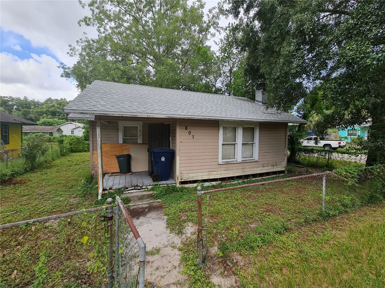 801 E SEWARD STREET, Tampa, FL 33604 - MLS#: T3321486