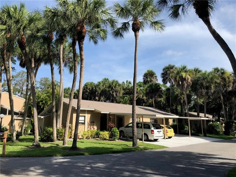 4705 VILLAGE GARDENS DRIVE #63, Sarasota, FL 34234 - #: A4471488