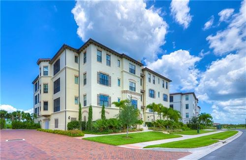 Photo of 5711 YEATS MANOR DRIVE #302, TAMPA, FL 33616 (MLS # A4211489)
