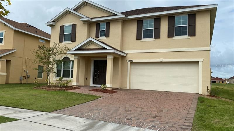 2240 CYPRESS LAKE PLACE, Kissimmee, FL 34758 - #: O5900489