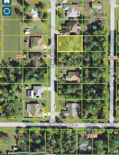 Photo of 2148 SHILO STREET, PORT CHARLOTTE, FL 33980 (MLS # C7448490)