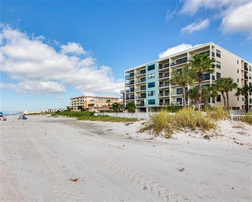 Photo of 12924 GULF BOULEVARD #409, MADEIRA BEACH, FL 33708 (MLS # T3276490)