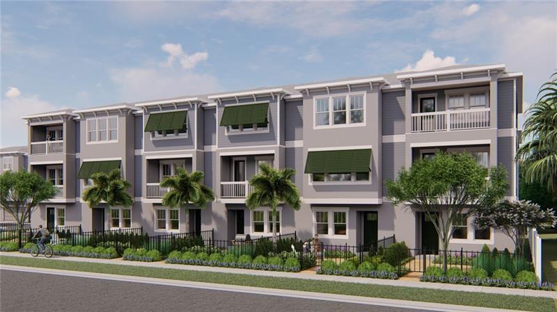 2602 W CLEVELAND STREET #5, Tampa, FL 33606 - MLS#: T3242490