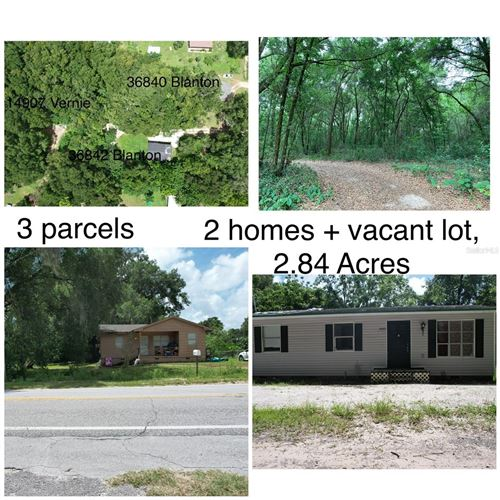 Photo of 36840 BLANTON ROAD, DADE CITY, FL 33523 (MLS # T3319492)