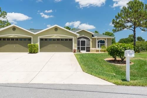 Photo of 1340 HEDGEWOOD CIRCLE, NORTH PORT, FL 34288 (MLS # W7833492)