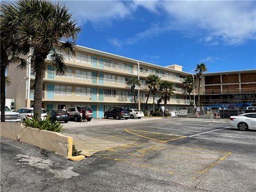 Photo of 219 S ATLANTIC AVENUE #108, DAYTONA BEACH, FL 32118 (MLS # O5907494)