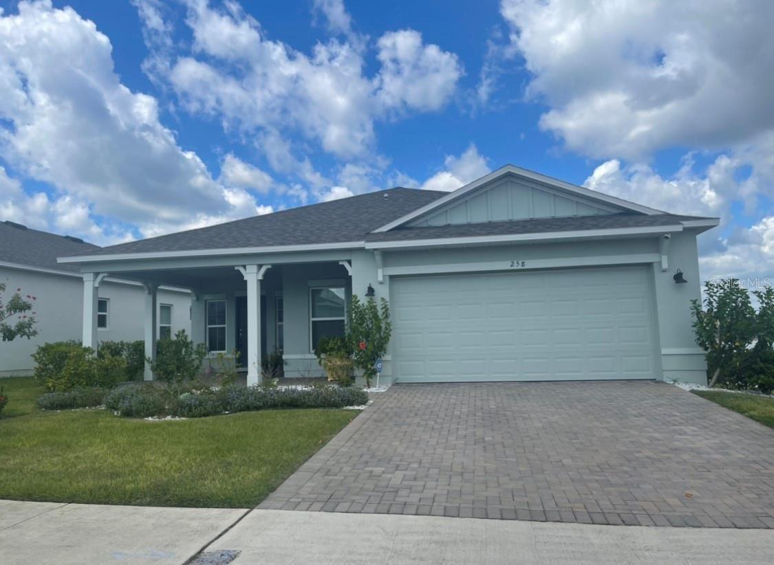 258 SPARROW HAWK DRIVE, Groveland, FL 34736 - #: T3327494