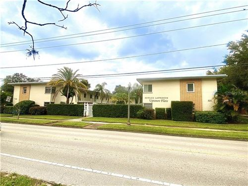 Photo of 525 9TH AVENUE N #24, ST PETERSBURG, FL 33701 (MLS # U8102495)