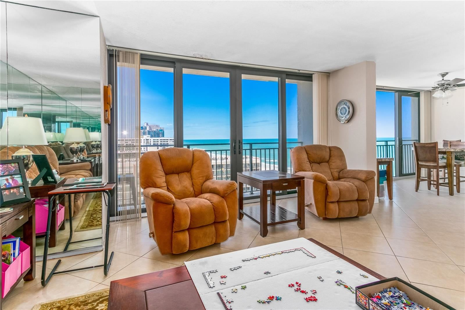 Photo of 1380 GULF BOULEVARD #1205, CLEARWATER, FL 33767 (MLS # U8122495)
