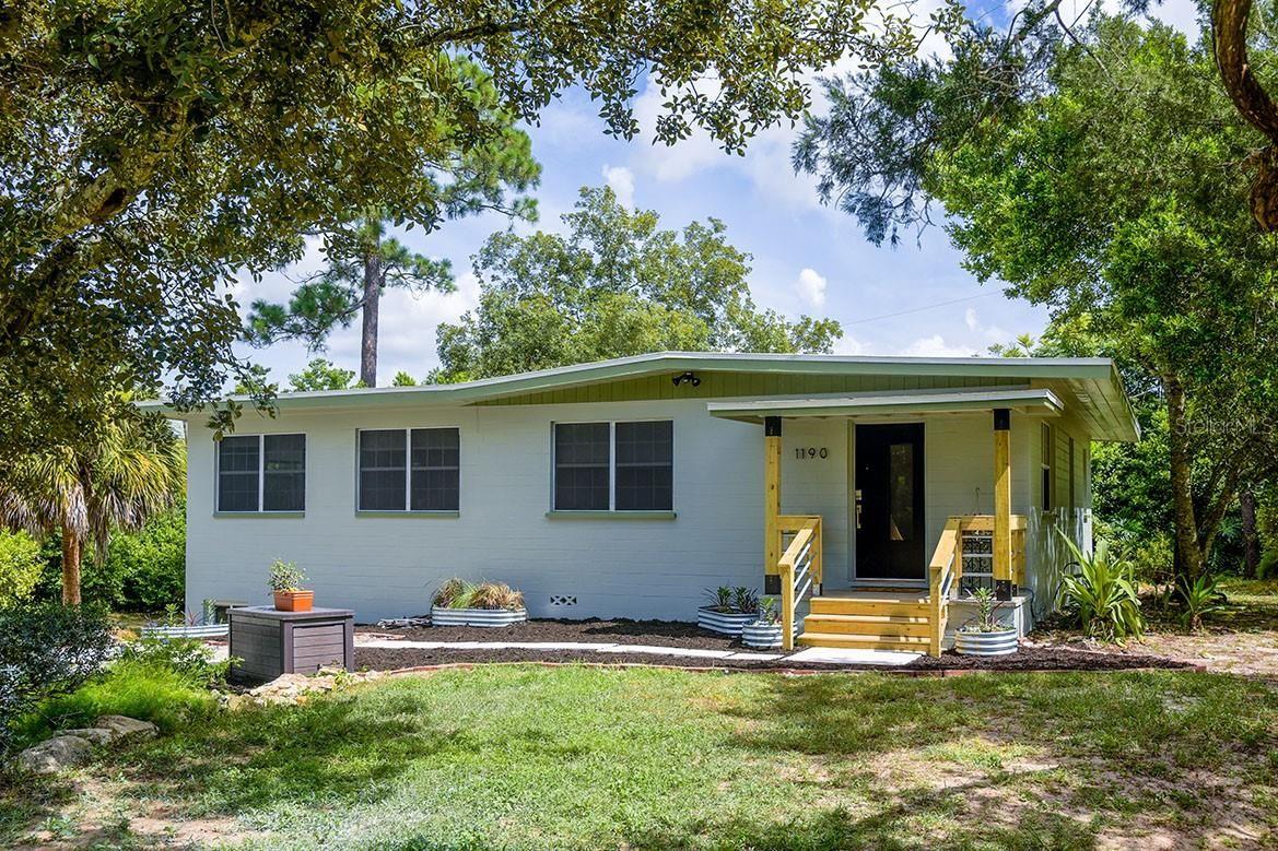 1190 FORESTWOOD STREET, Daytona Beach, FL 32119 - #: V4920495