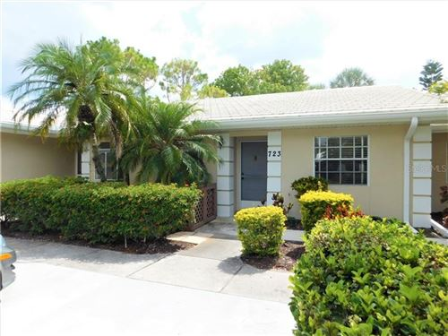 Photo of 723 HARRINGTON LAKE DRIVE #121, VENICE, FL 34293 (MLS # N6110496)