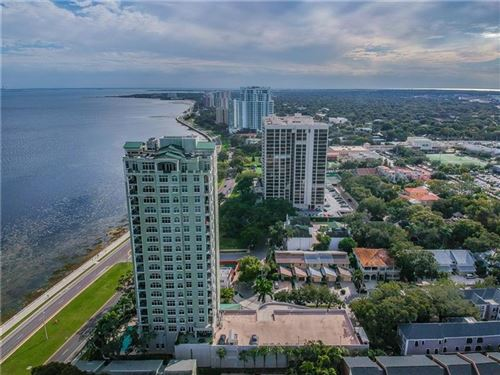 Photo of 3203 BAYSHORE BOULEVARD #801, TAMPA, FL 33629 (MLS # T3216496)