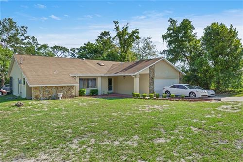 Photo of 4498 BLUEWATER AVENUE, SPRING HILL, FL 34606 (MLS # T3304497)