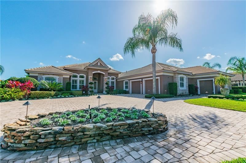 268 EAGLE ESTATES DRIVE, DeBary, FL 32713 - #: O5836497