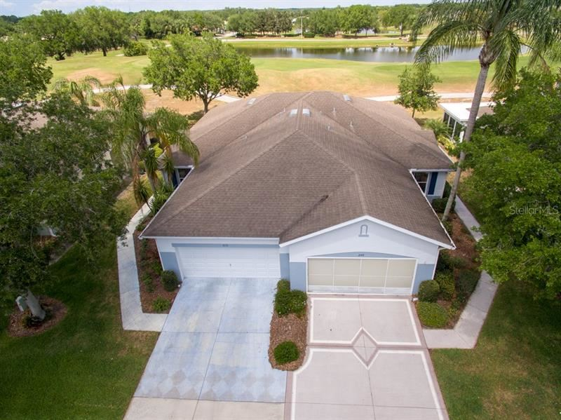 2149 ACADIA GREENS DRIVE #2149, Sun City Center, FL 33573 - #: T3236497