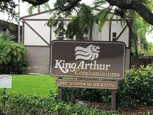 Photo of 1147 KING ARTHUR COURT #205, DUNEDIN, FL 34698 (MLS # U8045498)